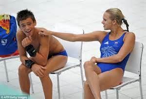 tom daley and tonia couch car cleeb has olympic hopeful tom daley found himself a