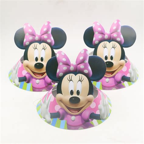 Setelan Rok Bayi Motif Minnie Mouse minnie mouse hats parties4africa supplies