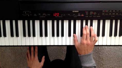 tutorial piano nuvole bianche c 243 mo tocar nuvole bianche ludovico einaudi 1 3