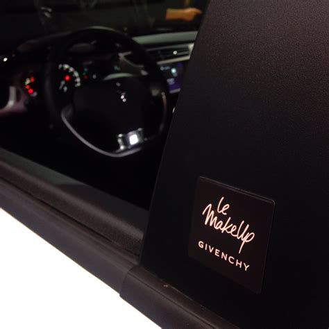 New Givency 207 the motoring world