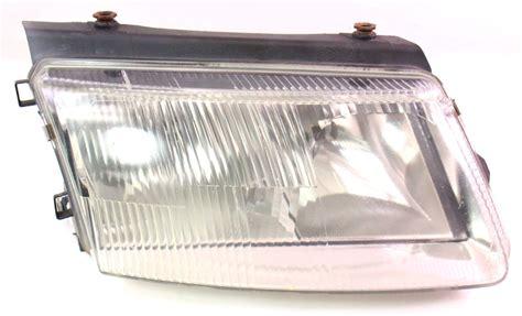 Auther Paket Handle Wagon R Chrome 1 rh headlight light l 98 01 vw passat b5 genuine hella