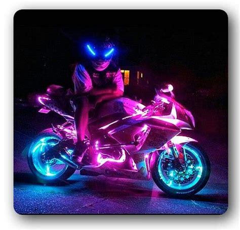 sport bike led light kits motorcycle sportbike sport bike light kit pink bike