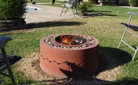 grill pit diy pit 5 you can make bob vila