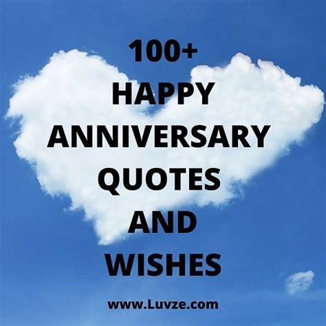 100  Happy Anniversary Quotes, Wishes & Messages (WITH IMAGES)