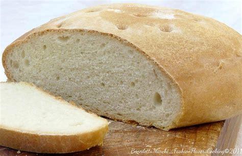 ricetta pane toscano fatto in casa pane toscano ricette della nonna