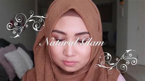 tutorial makeup natural untuk sehari hari makeup natural untuk sehari hari natural glam youtube