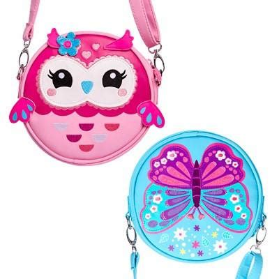 Smiggle Scented Fluffy Reversible Purse smiggle bags wallets page 4 toko australia