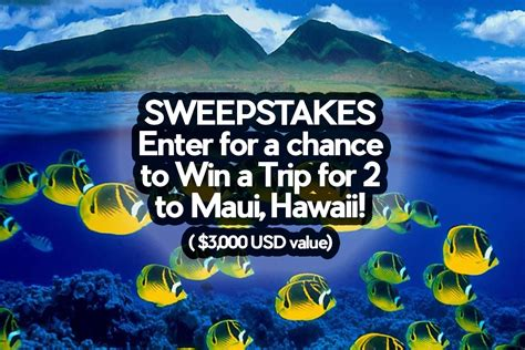 Chances Of Winning Sweepstakes - trip sweepstakes 2015 autos post