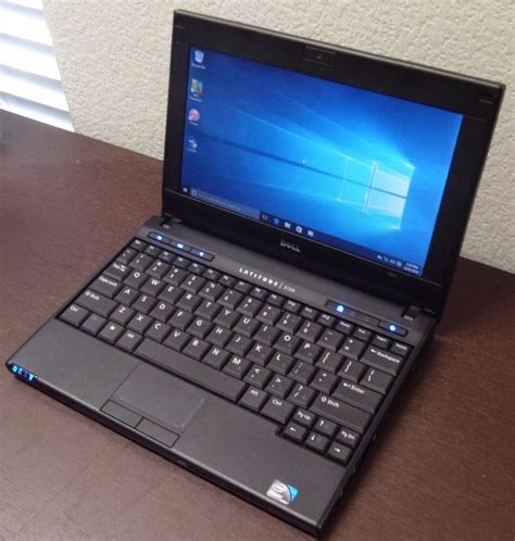 Netbook Dell 2120 Intel Atom Promo dell latitude 2120 10 1 inch 1 66ghz 2gb 250gb windows 10