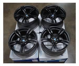 default category wheels 20 quot oem bmw m5 m6 matte