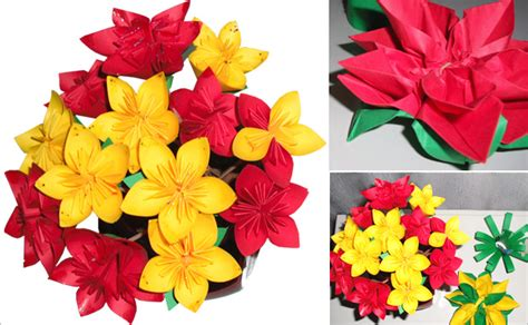 Paper Decorations To Make At Home krokotak spring bouquet