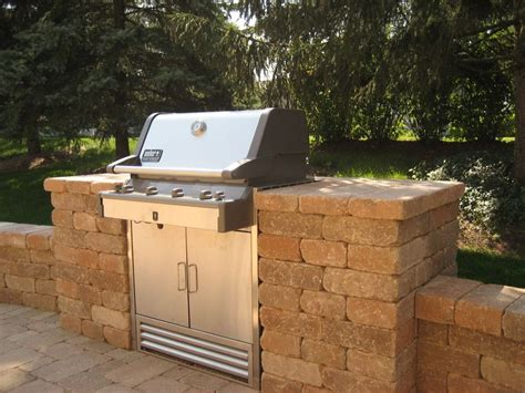 chicago brick grill enclosures backyard