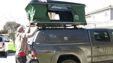 Second Top used roof top tents