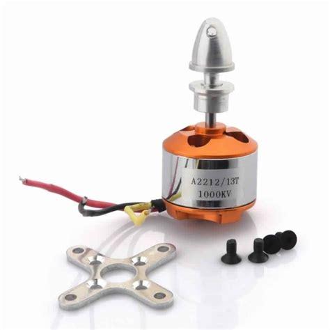 kv electric motor a2212 1000kv brushless dc motor rees52