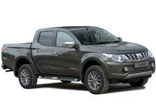 mitsubishi l200 pickup review carbuyer