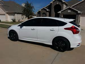 ford focus st sw 2015 tuning