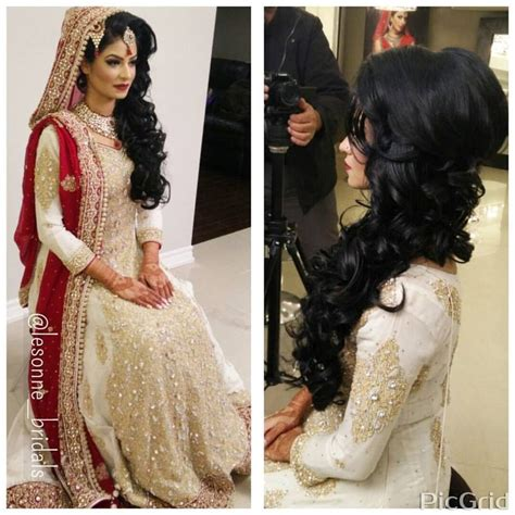 desi pakistani hairstyles 262 best bridal hair for indian pakistani brides images on