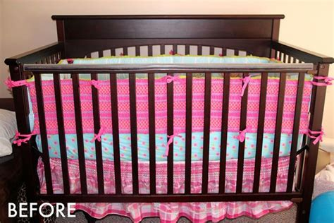 Crib Paint by Spray Paint A Crib Baby Baby Baby