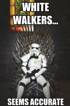 White Walkers Meme - game of thrones love on pinterest game of thrones game