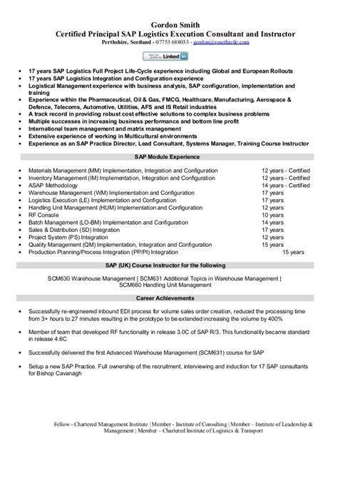 classy sap fico consultant resume india on sap abap sample resumes