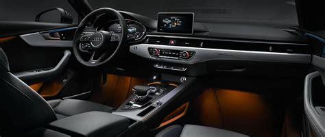 Audi Aa by Gli Interni Di Nuova A4 Avant Gt A4 Avant Gt Gamma Audi A4