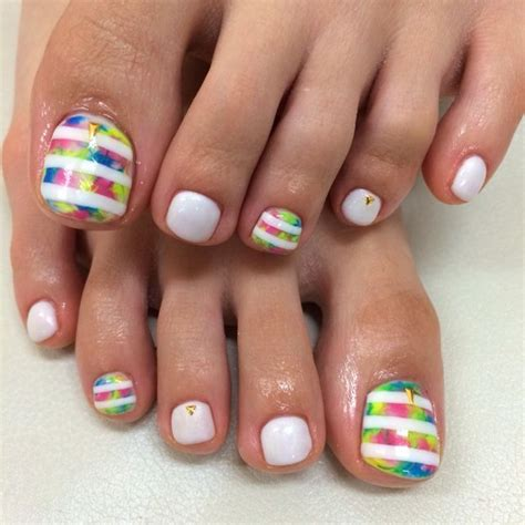 Painting 6 Month Toenails by 25 Best Ideas About Painting Toenails On