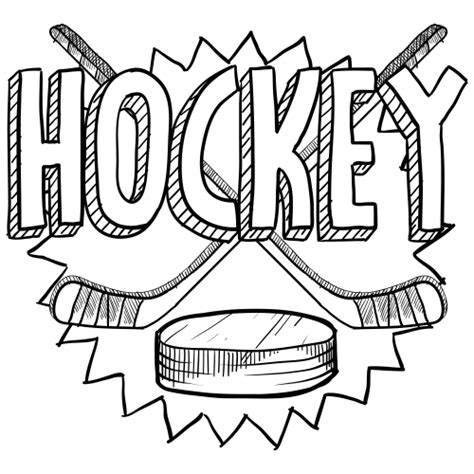 coloring pages for hockey hockey coloring page kidspressmagazine com