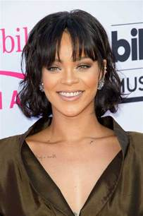 bangs hairstyle 20 best short hair with bangs short hairstyles 2016
