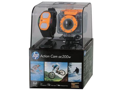 Hp Ac200w hp ac200w kamery sportowe