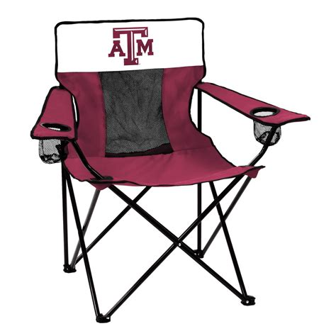 College Chair by Choose Your Ncaa College Team Elite Series Folding