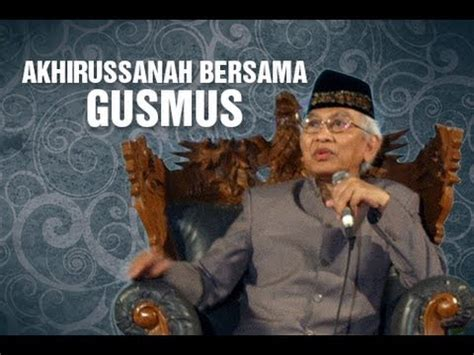 Gus Dur Dalam Obrolan Gus Mus By Kh Husein Muhammad gus mus 1 maulid nabi muhammad saw doovi