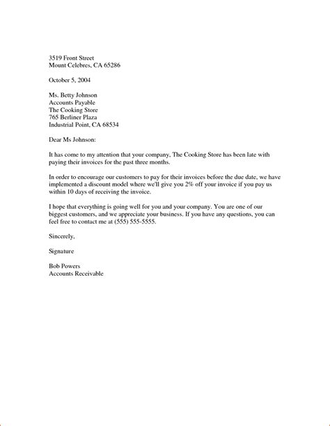 5 word business letter template bookletemplate org