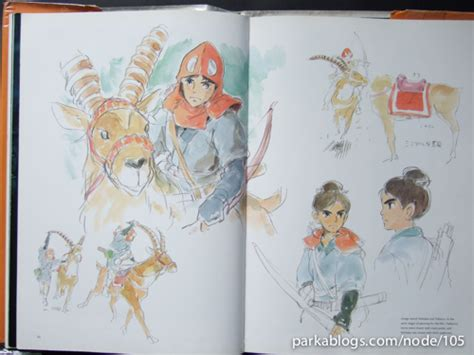 princess mononoke picture book books book review princess mononoke parka blogs