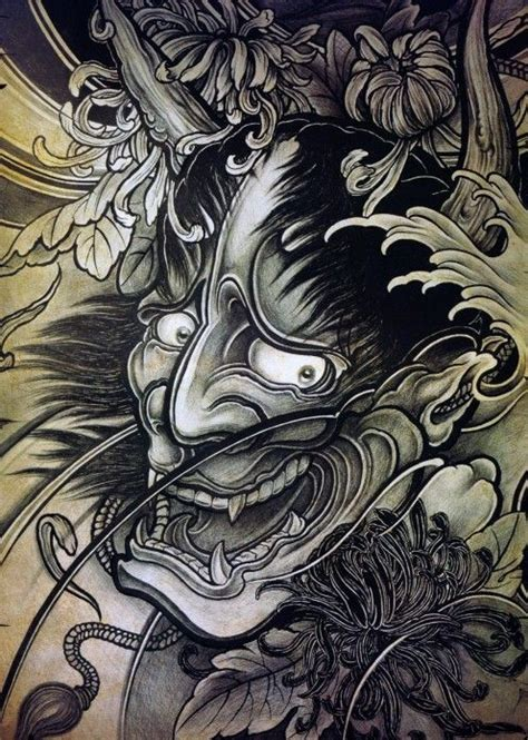 hannya tattoo meaning japanese hannya tattoos origins meanings ideas