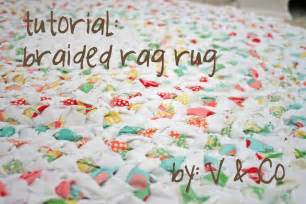 how to make a shaggy rag rug braided rag rug natureslittleways