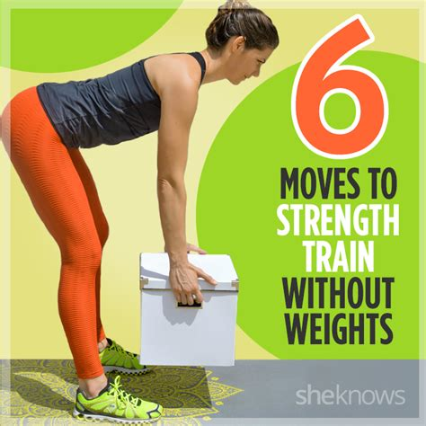 workouts to get ripped without weights beginner s workout