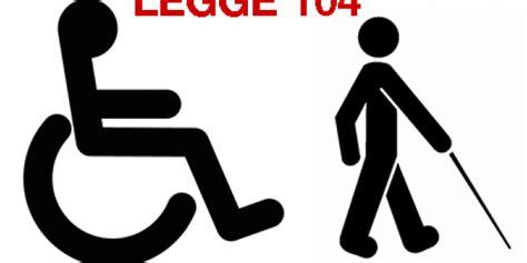 legge 104 testo legge 104 i bonus fiscali per i disabili nel 2018 angsa