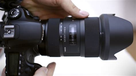 Lensa Sigma 18 35 F 1 8 sigma 18 35mm f 1 8 dc hsm lens review with sles