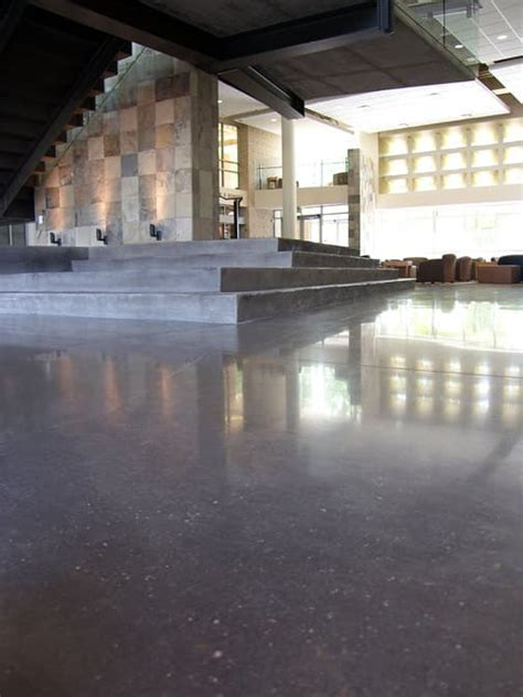 Concrete Polishing Services   Polished Concrete Floors for
