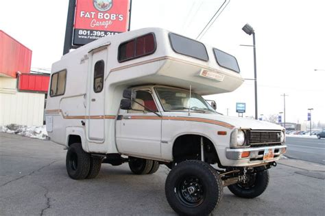 toyota motorhome 4x4 sunrader 4x4 conversion search bug out vehicles