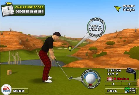 golf swing game ea sports pga tour golf challenge takes its final swing on