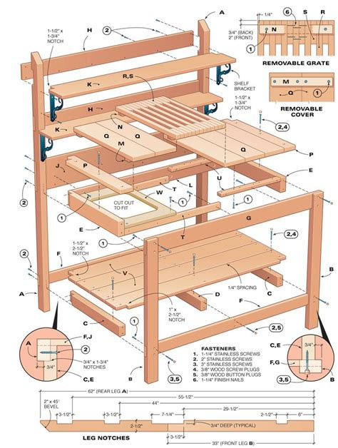 country bench plans best 25 potting bench plans ideas on pinterest shed