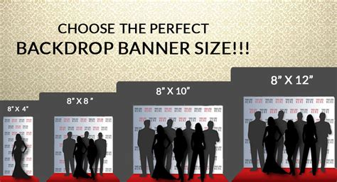 backdrop design size backdrop design tips for hollywood celebrity photoshoot