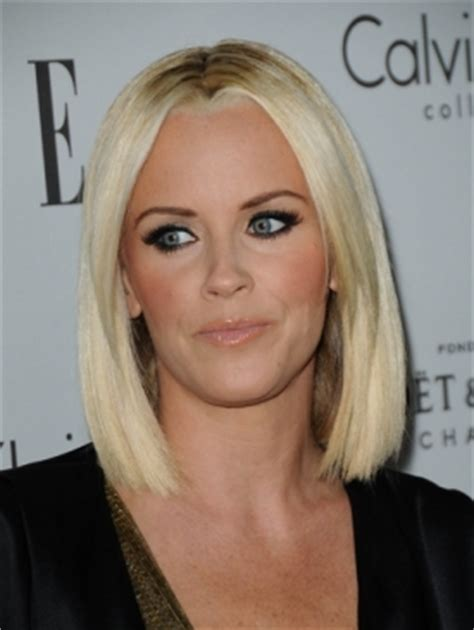 jenny mccarthy long angled bob hairstyle best celebrity bob hairstyles makeup tips and fashion