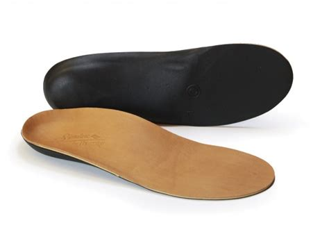 leather insoles by powerstep signature orthotics at the