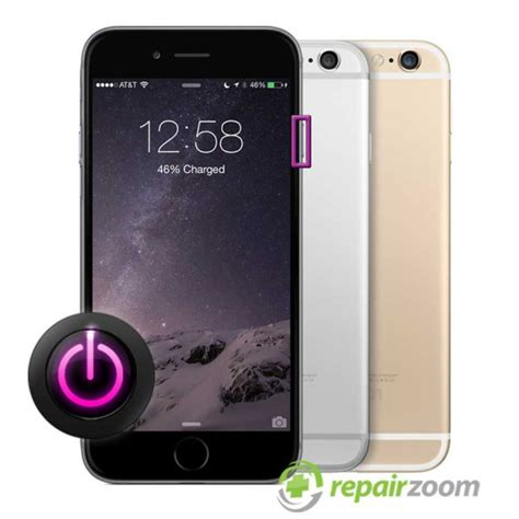 Power On Iphone 6 Plus iphone 6 plus power button repair