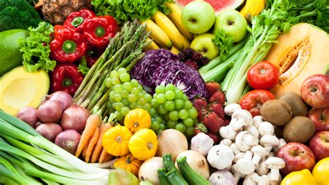 i fruits and vegetables are you enough fruits and vegetables active
