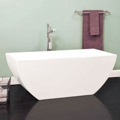 58 Inch Freestanding Bathtub by Draque Acrylic Freestanding Tub Acrylics Acrylic Tub