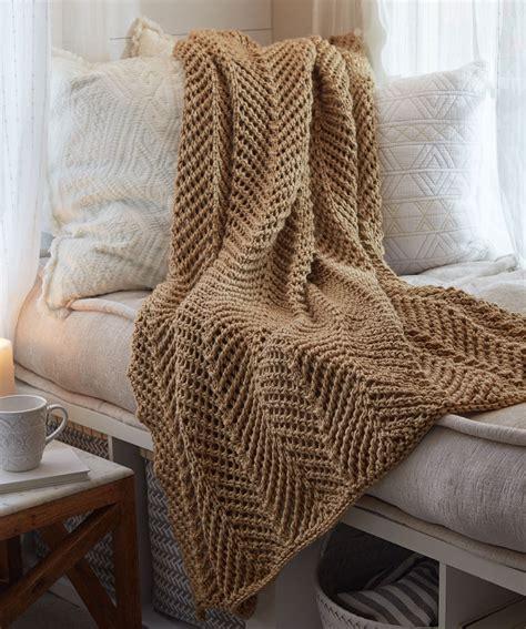 throw pattern knitting zigging knit throw free pattern knitting bee
