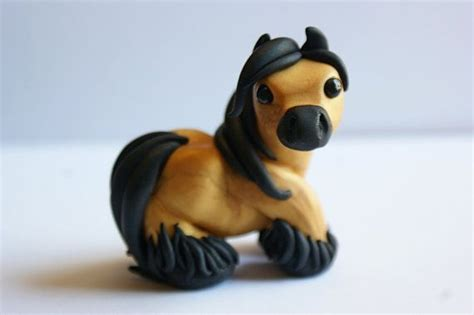 how to make animals out of pony sculpture miniature polymer clay by
